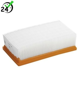 Płaski filtr falisty (PES) do NT 25/1 - NT 55/1, Karcher
